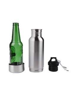 buy Stainless Steel Beer Bottle Holder