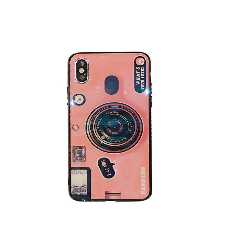 3D Retro iPhone Case