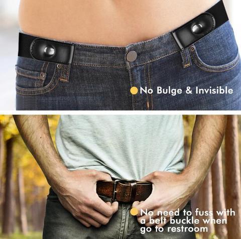 Buckle-Free Belt