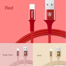 Fast Charge Lighting Cable