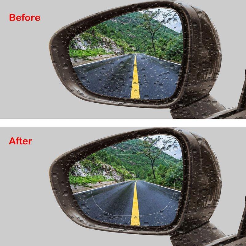Waterproof Rearview Mirror Protector, Are Mirrors Waterproof