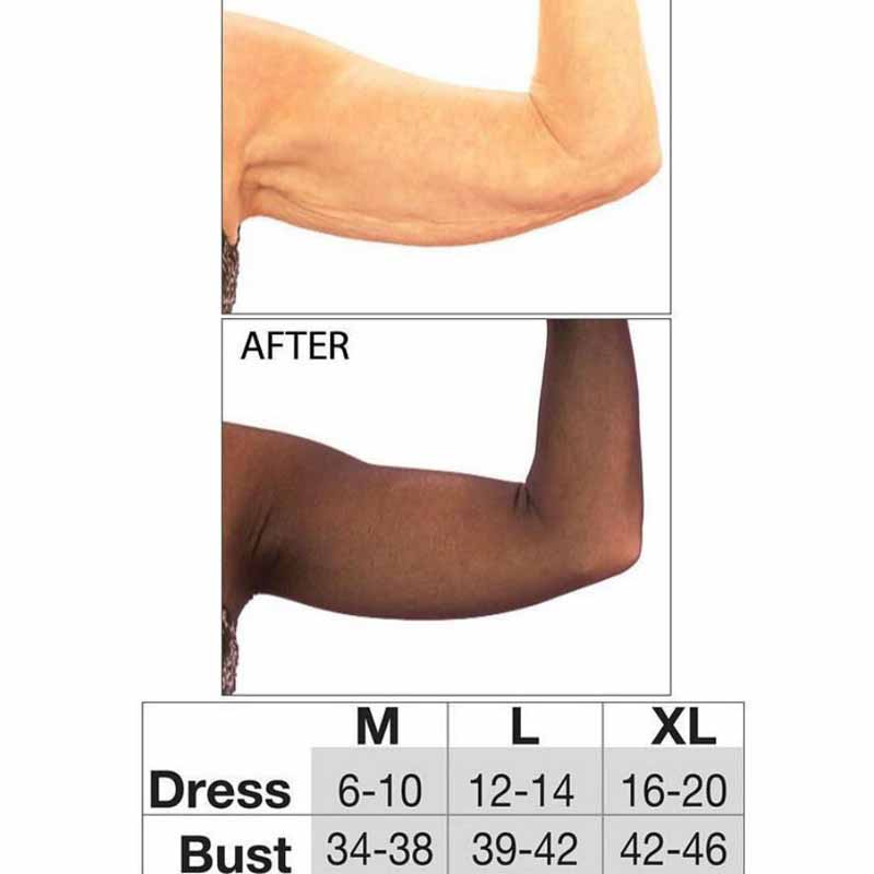 Plus Size Seamless Arm Shaper