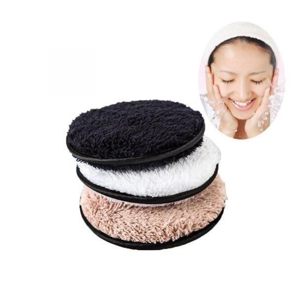 flutter wash cotton flapping Clean Sponge Makeup Remover Pads