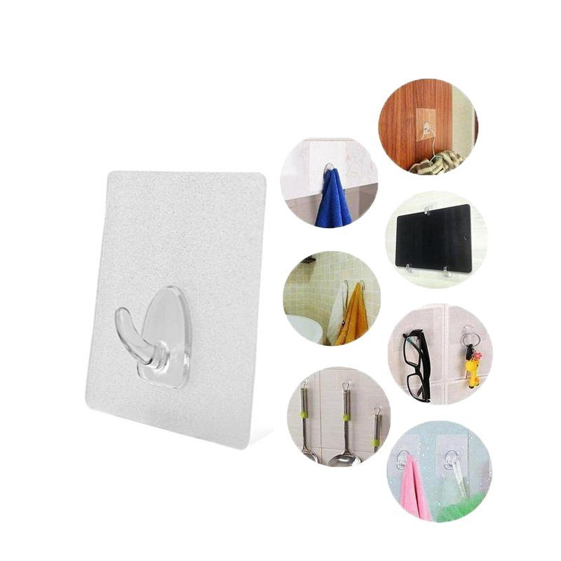 buy Reusable Anti-skid Traceless Hooks