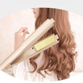 Professional Hair Curling & Straightening Iron
