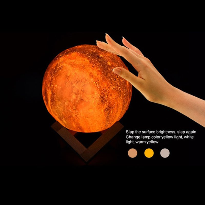 Galactic Moon Lamp - MEXTEN Product is high of quality