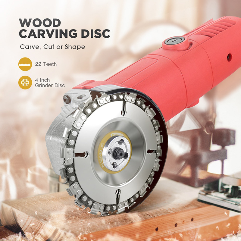 Wood Carving Chain Grinder Disc