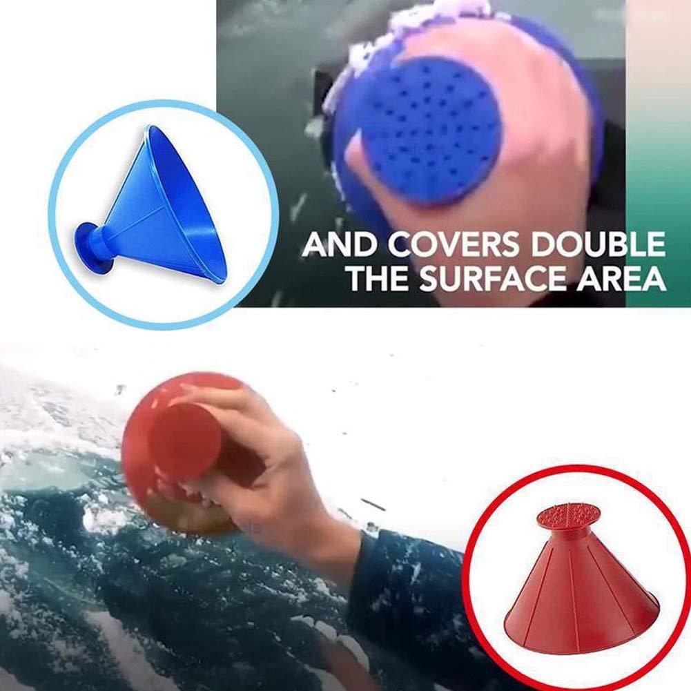 Cone Ice Scraper