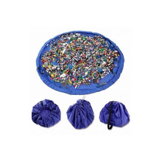 buy Kids Toys Storage Bag & Play Mat