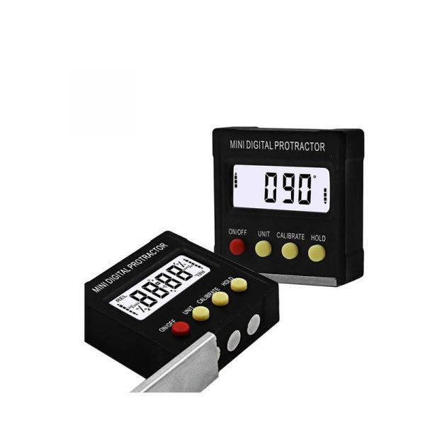 buy Mini Digital Inclinometer Protractor
