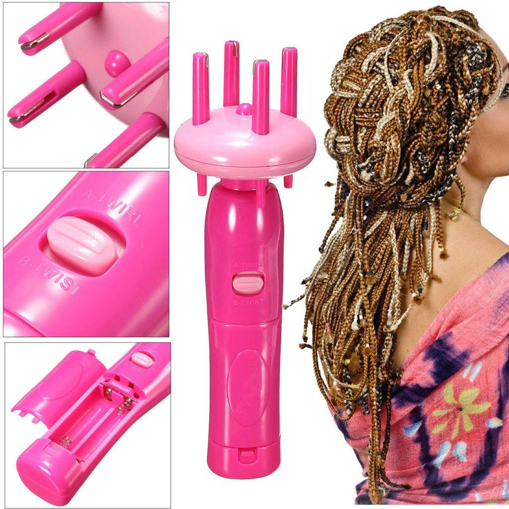 Automatic African Hair Twist Braiding Machine