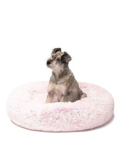 buy Comfy Faux Fur Pet Bed