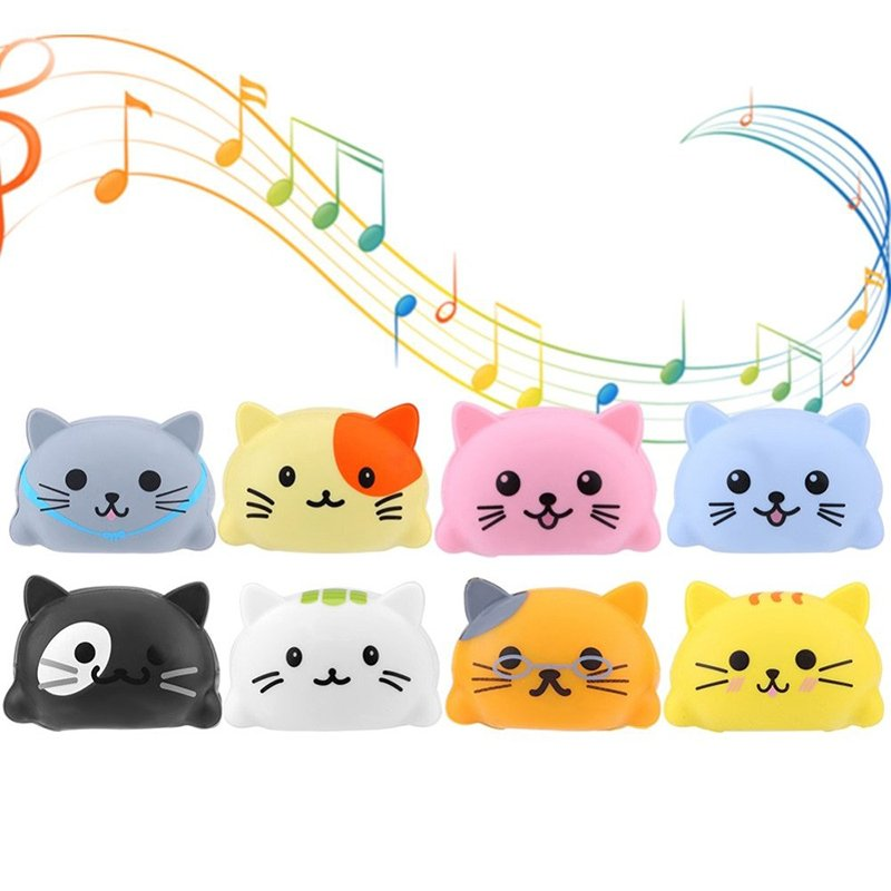 Musical Scale Cat - Piano Cats