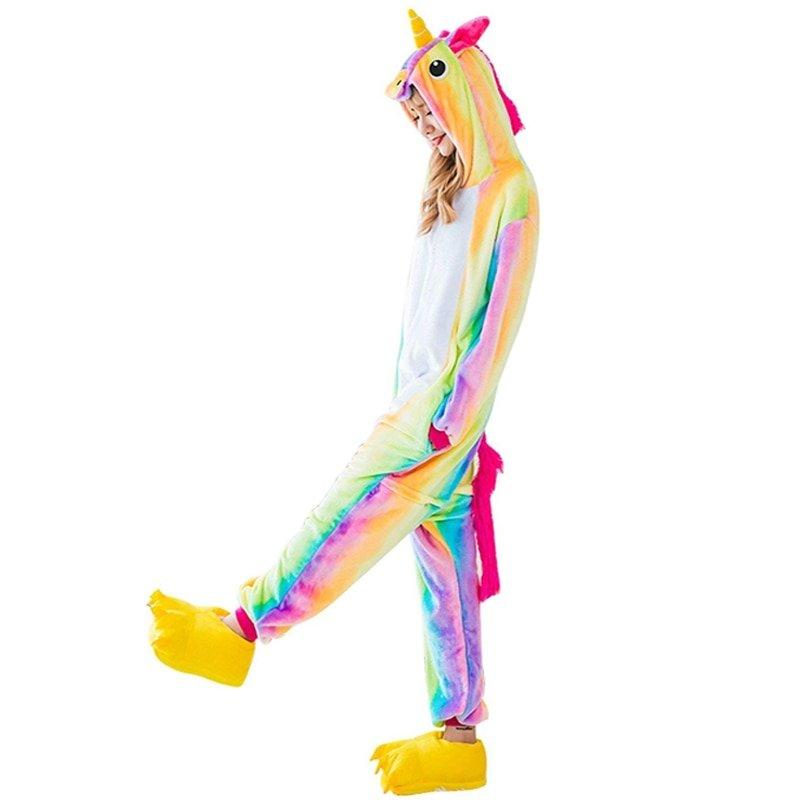 Adult Anime Unicorn Onesie