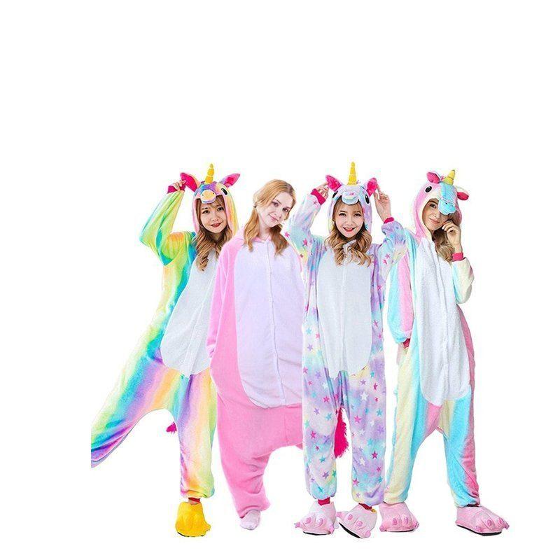 buy Adult Anime Unicorn Onesie