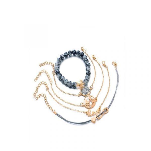 buy Turtle Charm Bracelets For Women Fashion