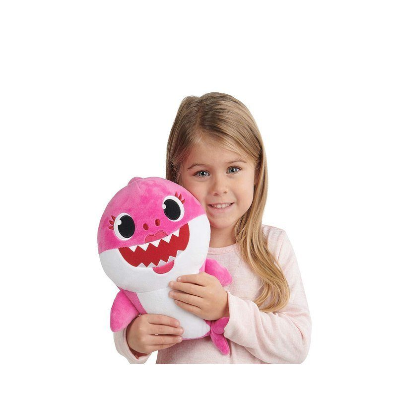 buy Plush Singing Baby Shark Toy