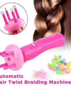 Automatic Hair Twist Braiding Machine