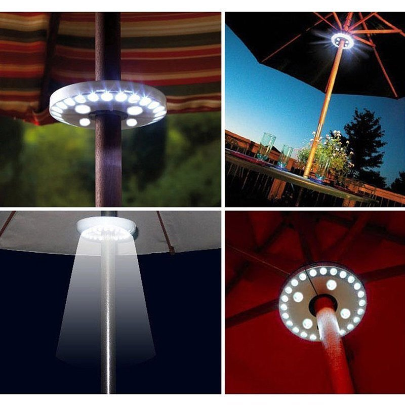 Bright LED Patio Umbrella Light | Mexten Product Is Of High Quality