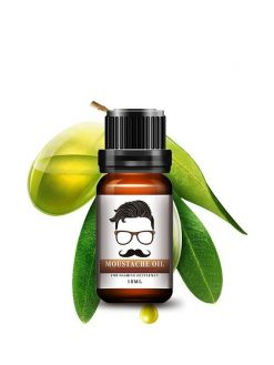 buy Pure Organic Hair Growth Essence Mustache Oil