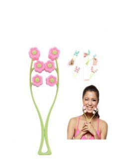 buy Anti-Wrinkle Flower Face Roller