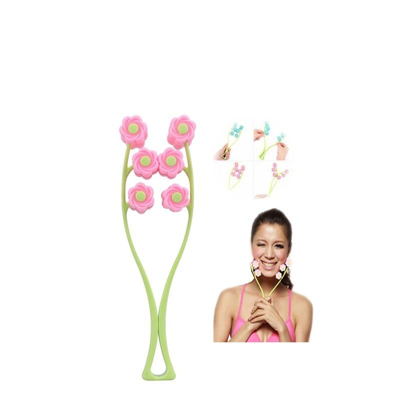 buy Anti-Wrinkle Flower Face Roller