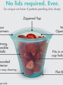 Zip Containers Stand Up
