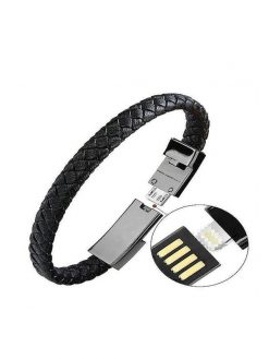 buy Micro USB Cable Bracelet