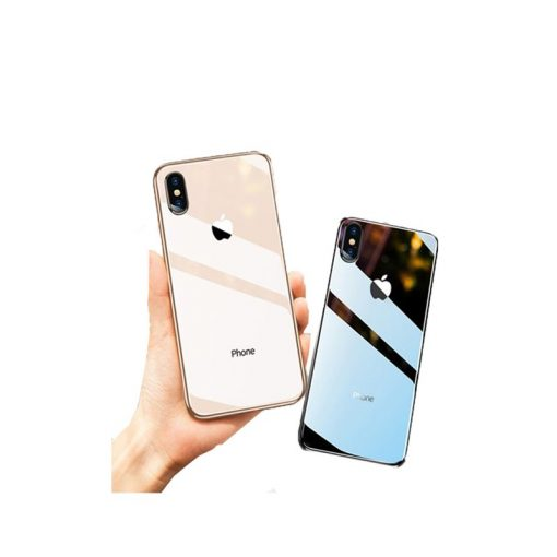 buy Anti-drop Plating Mirror iPhone Case