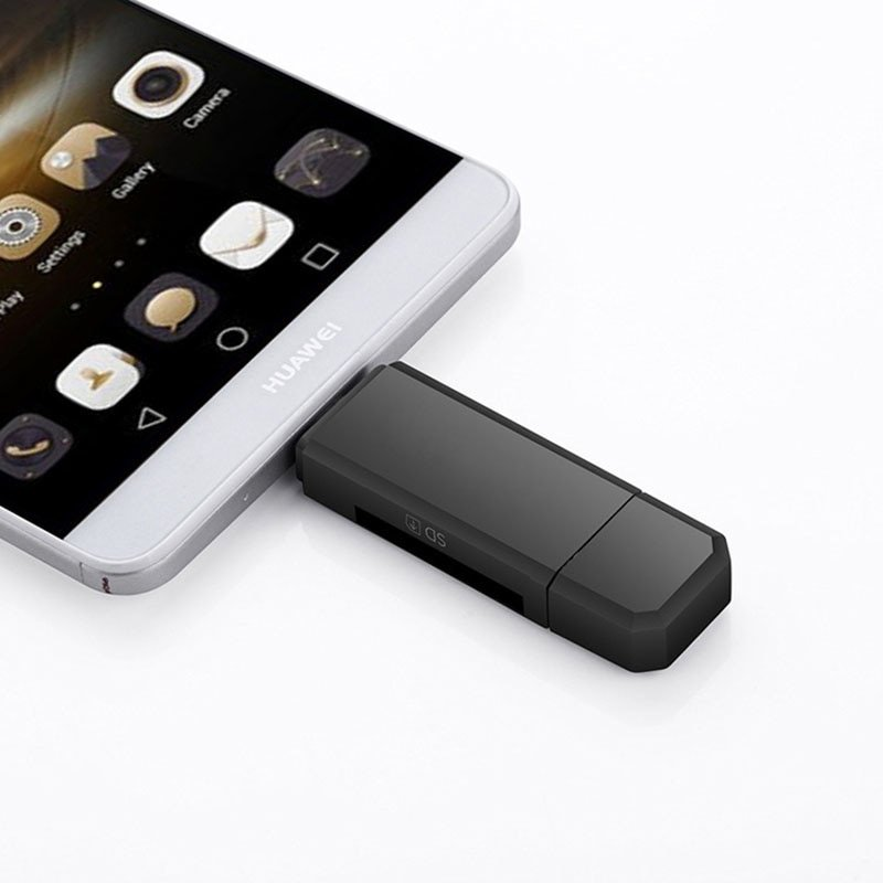 All In One Smart Card Reader