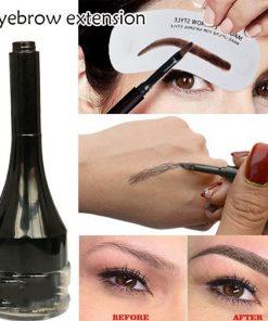 Hair Fiber Natural Eyebrow Extension Gel