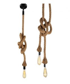 buy Rope Pendant Lamp