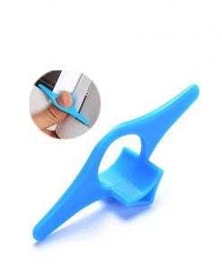 buy Multifunction Plastic Thumb Holder Bookmark