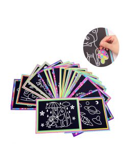 buy DIY Magic Scratch Art