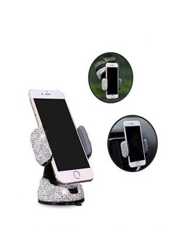 buy Crystal Rhinestone Car Phone Holder