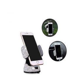 buy Crystal Rhinestone Car Phone Holder