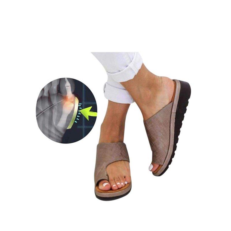 ee41e024b Women Comfy Platform Sandal Shoes