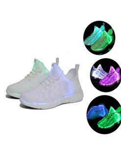 buy Light-up Luminous Fiber Optic Shoes