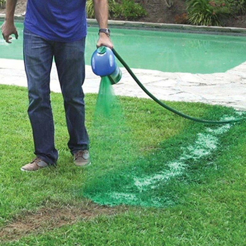 Liquid Lawn Grass Sprayer Seed Spray Kettle Mexten Product