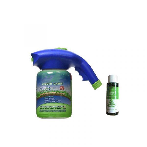 Liquid Lawn System Grass Seed Sprayer Gun
