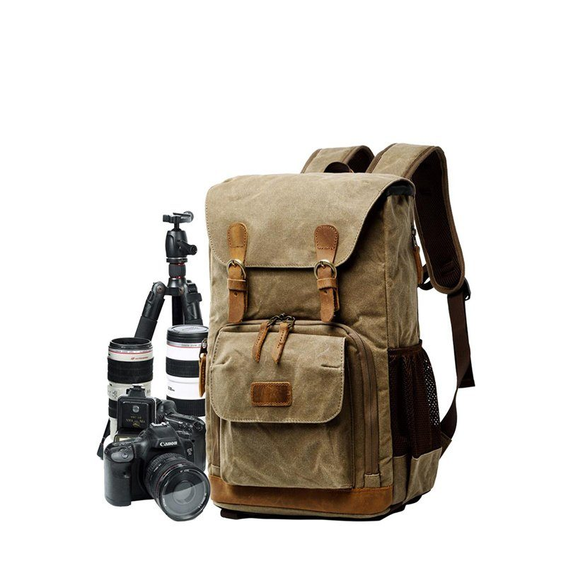 buy Premium Vintage Photography Backpack