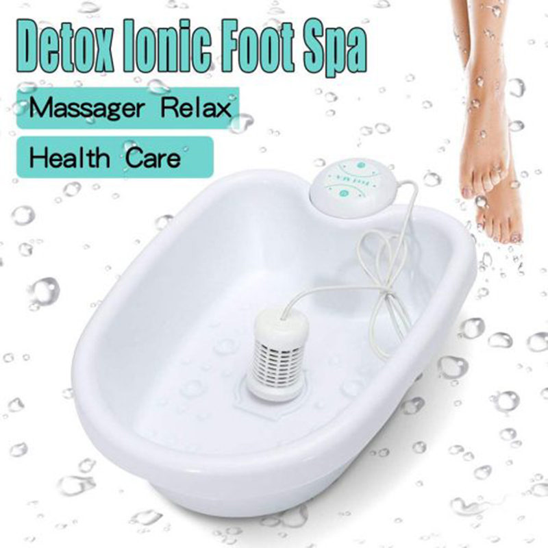 Ionic Foot Detox Spa Set Mexten Product Is Of High Quality