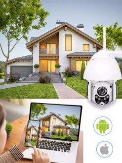 DigiEye Outdoor Wifi Camera