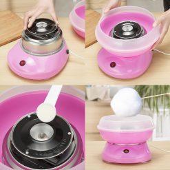 DIY Mini Cotton Candy Maker