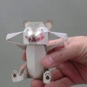 Action Paper Craft Kit
