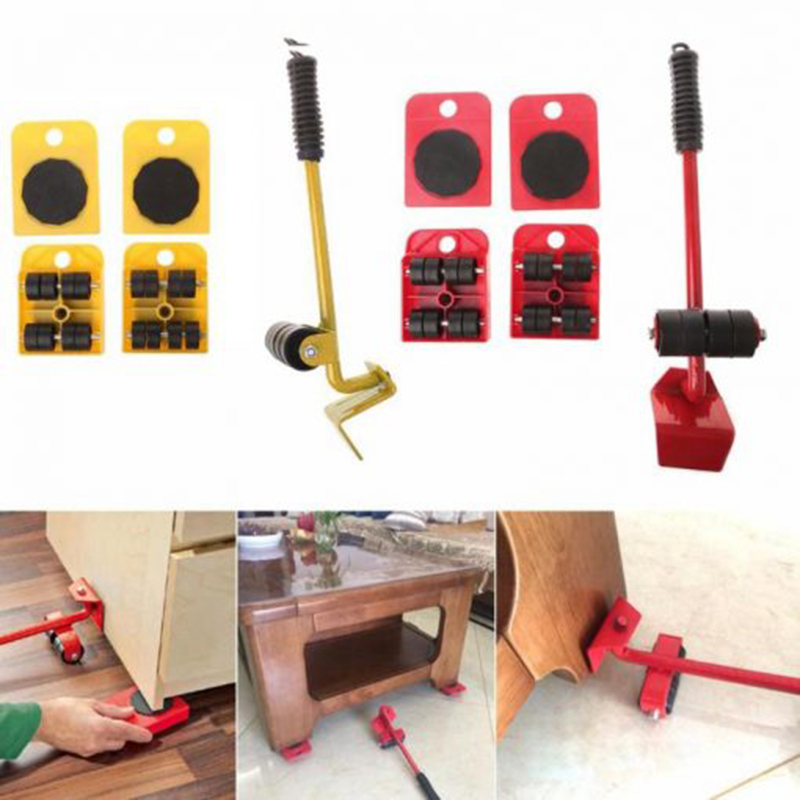 Easy mover tool set easy furniture lifter mover tool set mexten - Easy to move furniture ...