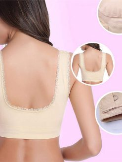 front cross bra