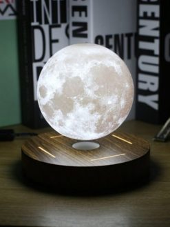 Mesmerizing Levitating Moon Lamp