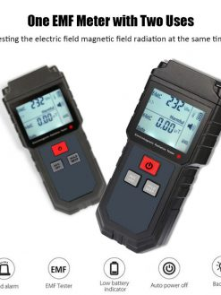 EMF Detector   Mexten Product is of High Quality   