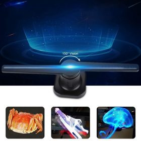 3D Holographic Air Fan Display